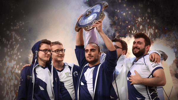 TI7 winners Team Liquid