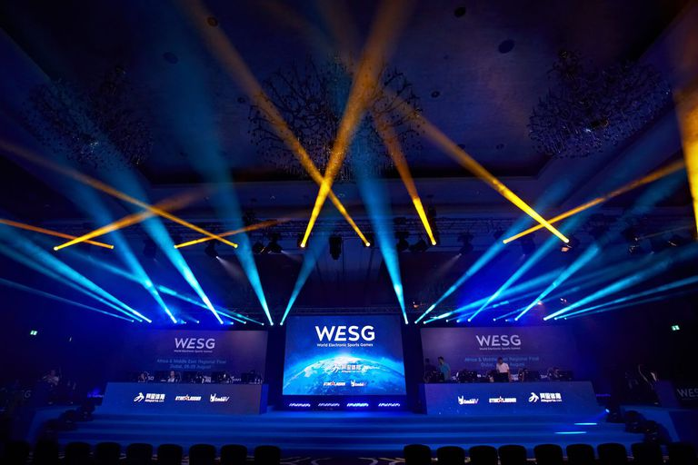 WESG MEA&Chinese finals